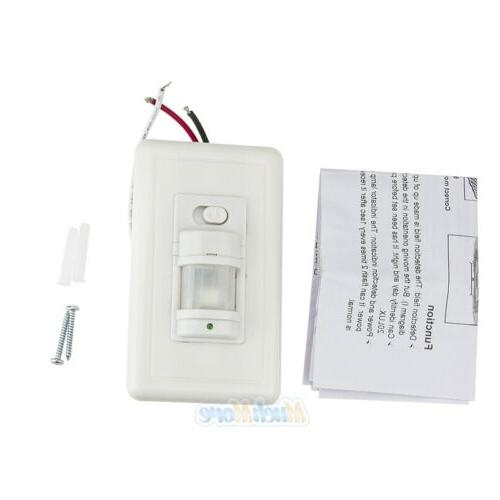 5 Pack Occupancy Sensor Switch