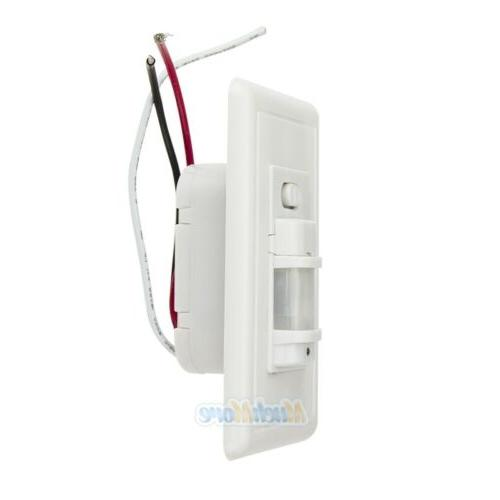 5 Automatic PIR Occupancy Switch Auto On/Off