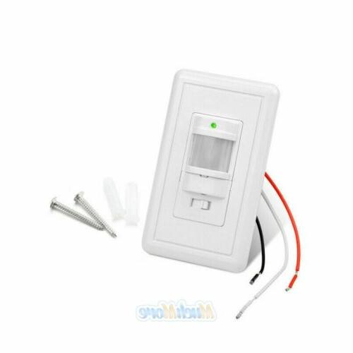 5 Occupancy Motion Sensor Light Switch Auto Infrared