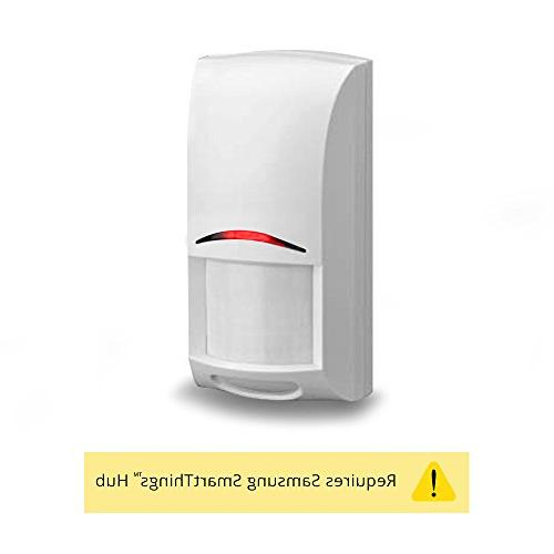 Bosch Motion Detector ISW-ZPR1-WP13 Requires SmartThings