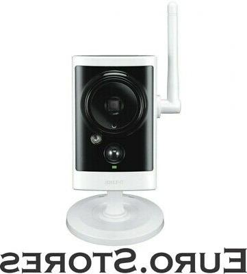 D-Link HD Outdoor Wi-Fi Camera