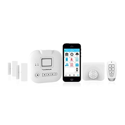SK-200 Alarm Home with No Monthly Fees.