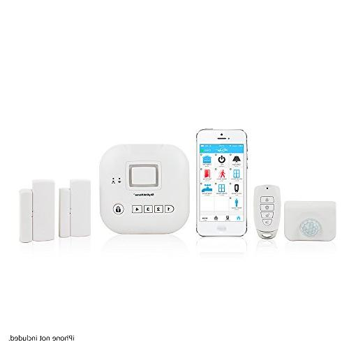 Alarm Home Automation System, iOS iPhone Compatible with