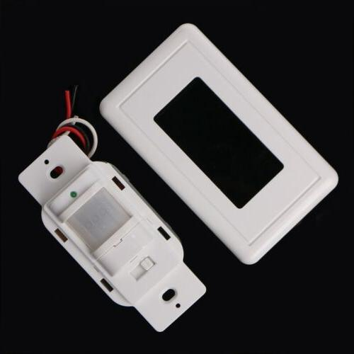 AC 110V Sensor Switch Infrared Wall