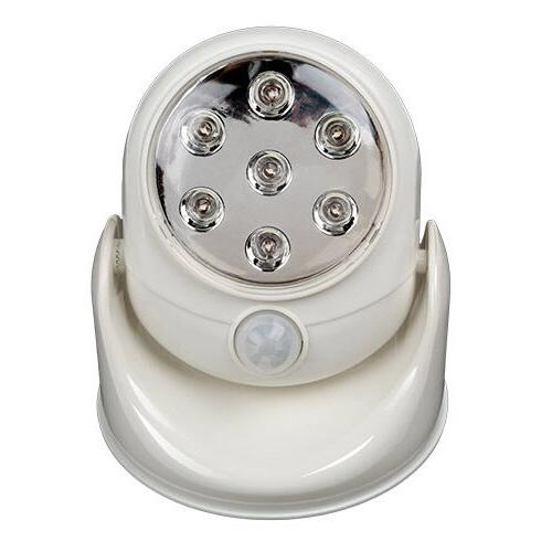 Adjustable Activated Sensor Outdoor Cordless