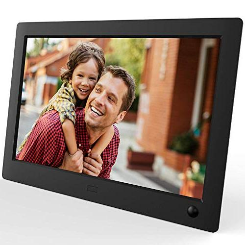 NIX Frame X08E. Electronic SD/SDHC. Digital Picture with Motion Sensor. Control