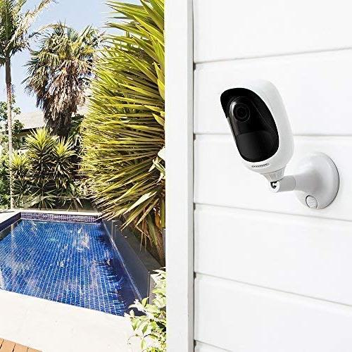 Reolink Argus Pro Battery/Solar-Powered Wireless Security Camera 2-Way Vision Motion Slot