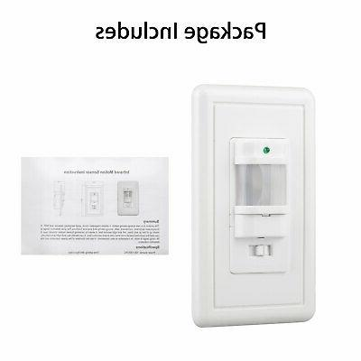 Auto Infrared Occupancy Wall Lamp