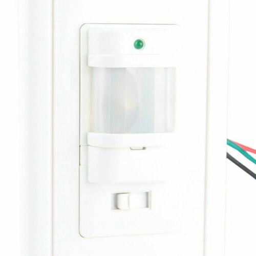 Auto PIR Occupancy Motion Sensor Wall Switch