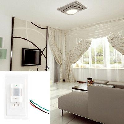 Auto Infrared Occupancy Motion Light Lamp