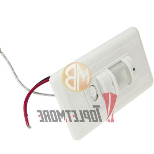 Body Infrared Switch Detector Wall LED Lamp Light