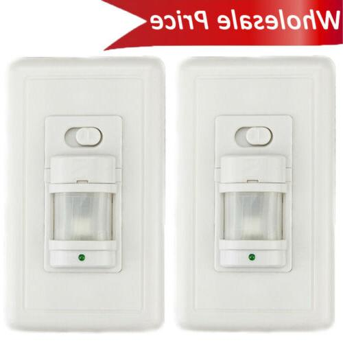 Body Infrared Switch Wall Mounted LED Light Control