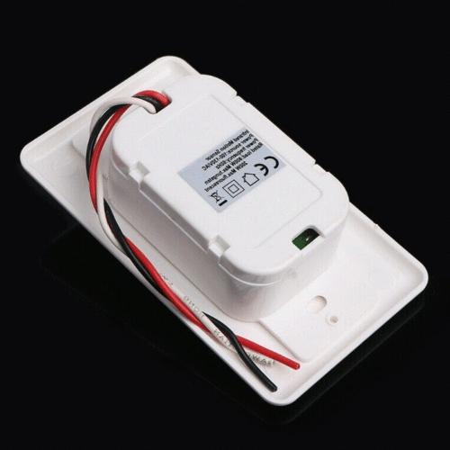 Body Infrared Switch LED Lamp