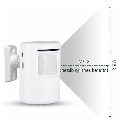 Home Security Outdoor Driveway Motion Detector