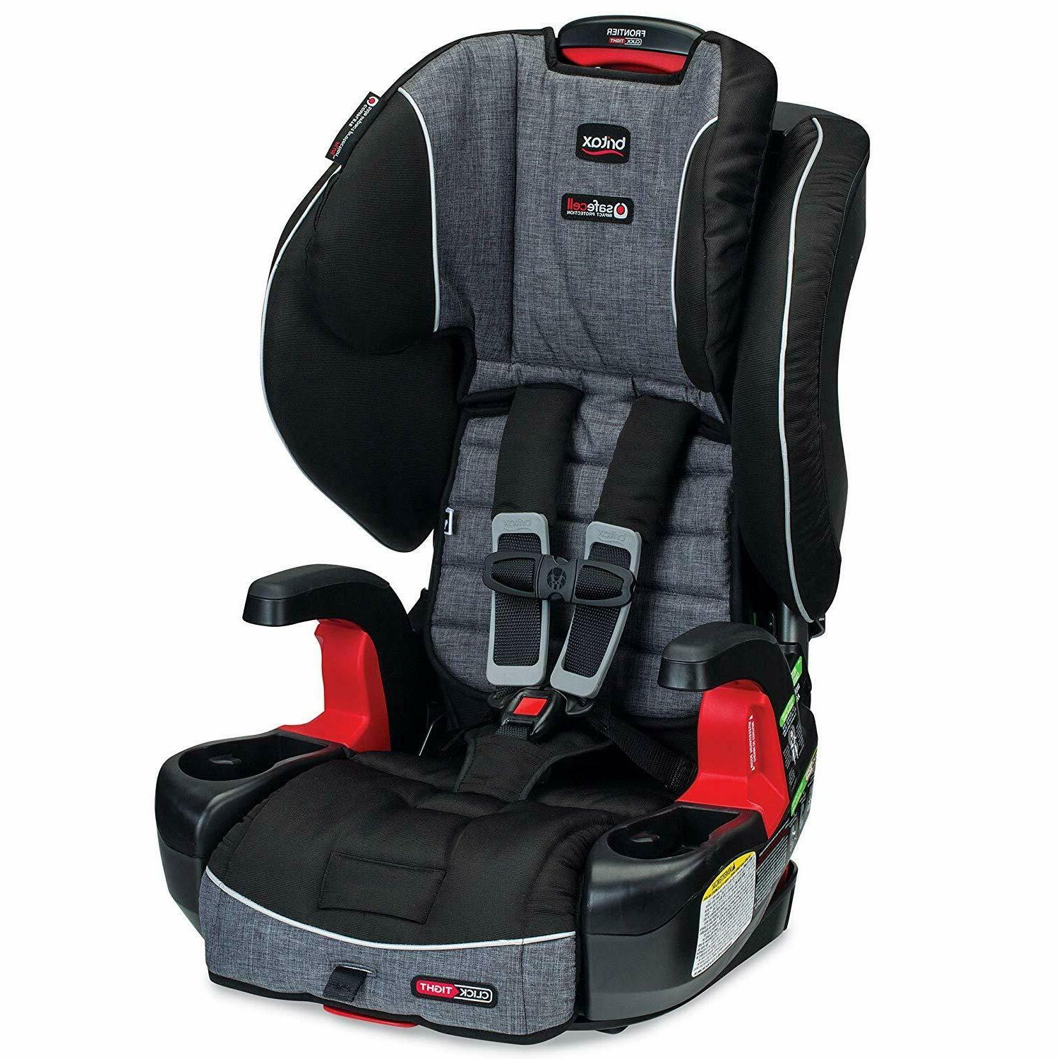 Britax Frontier ClickTight Harness-2-Booster Car Seat - 2 La