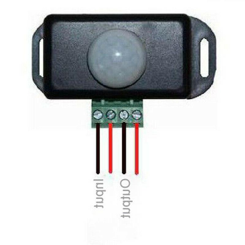Switch For Light Automatic 12V-24V 8A