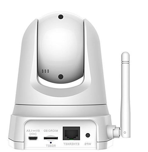 D-Link DCS-5030L Wireless Security Sound Motion Access/Wi-Fi Camera