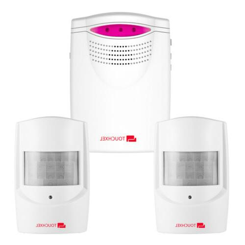Driveway Motion Infrared Sensor Secure System Patrol