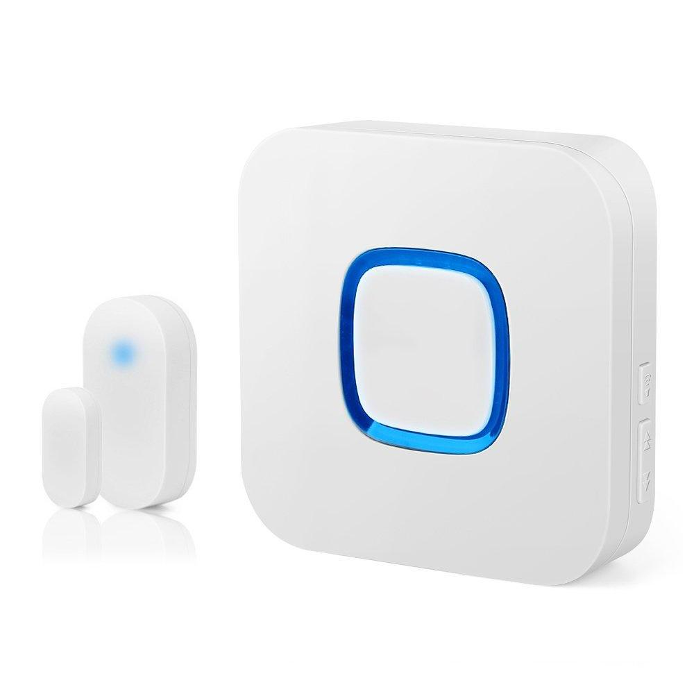 expandable wireless door open chime