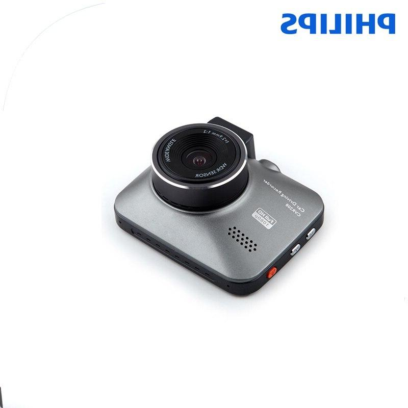 <font><b>Philips</b></font> Car Dash Full Video With Wide Angle Real
