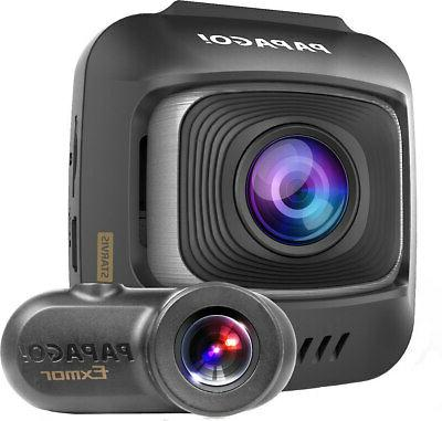 gosafe s780 sony starvis 2 channel 1080p