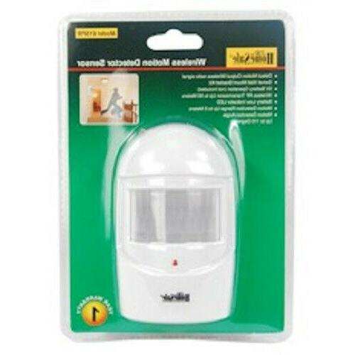 Safety Technology HA-MOTION HomeSafe Wireless Home Security
