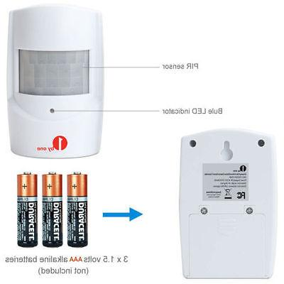 Wireless Range Detector Security
