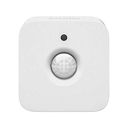 Philips Motion Sensor for Installation-Free, Smart Home, Exclusively for Hue Bulbs