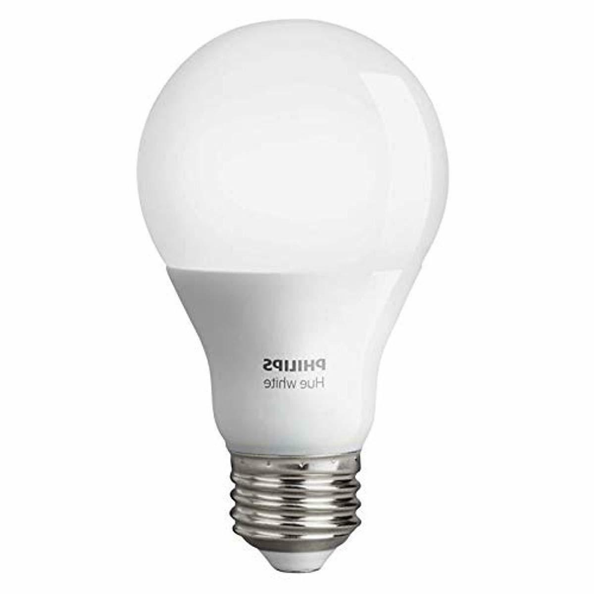 Philips White A19 4-Pack 60W LED Smart (Compatible