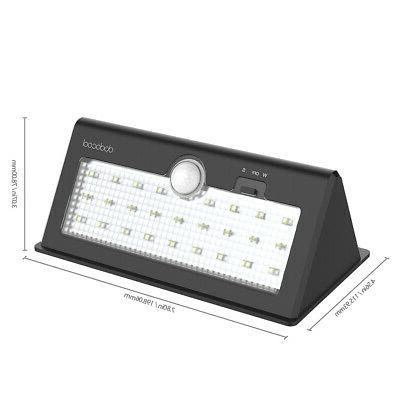 dodocool LED Motion Outdoor Waterproof A2T2