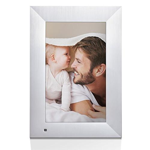 NIX 13.3 Inch Digital Photo HD Video Frame , With Motion Sensor –