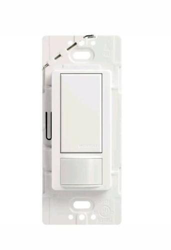 Lutron Maestro Motion Sensor Switch 2 Amp Single Manual Guide