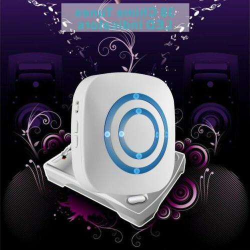 WJLING Wireless Home Alarm, Motion