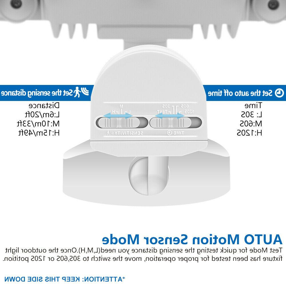Motion 39W Ultra LED Security