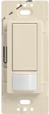 Lutron MS-VPS2H-LA Maestro 120V Vacancy Sensing 2A Switch Li