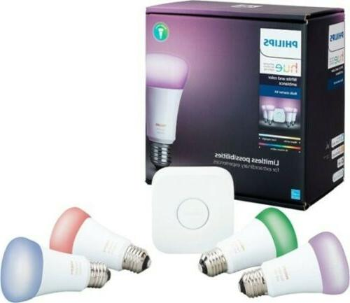 NEW Hue and Bulb 3rd