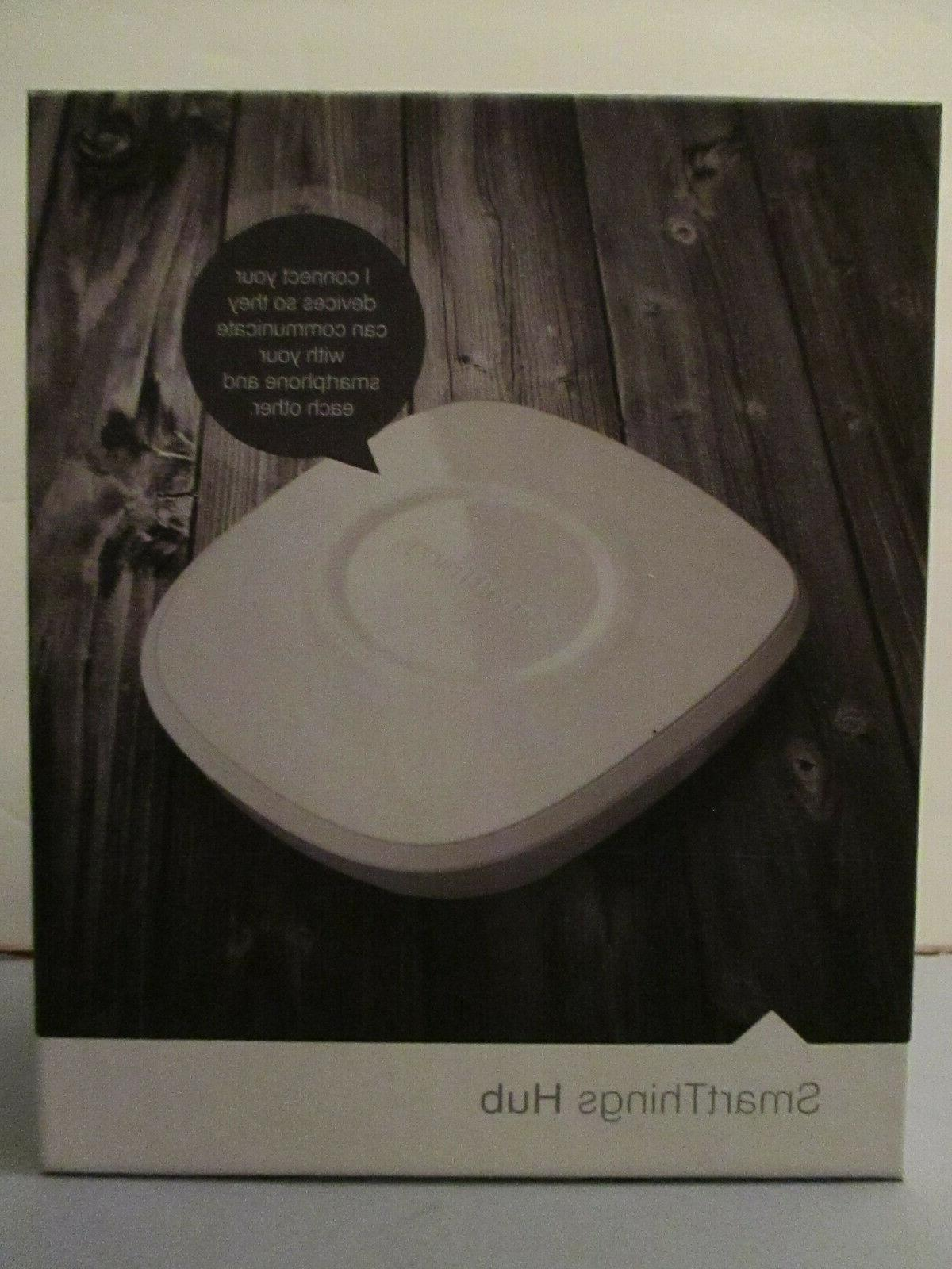 New SmartThings Home Monitoring Kit Motion Multi Outlet