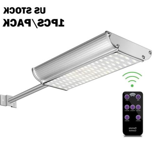 new solar 70 led motion sensor light
