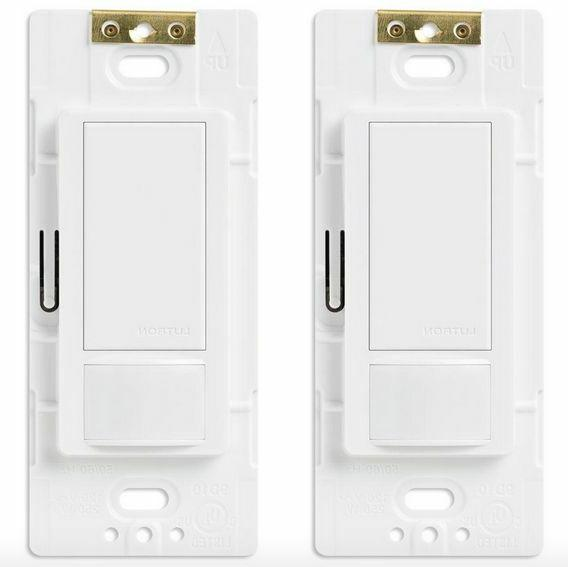 Lutron Motion Detector Automatic Light Switch