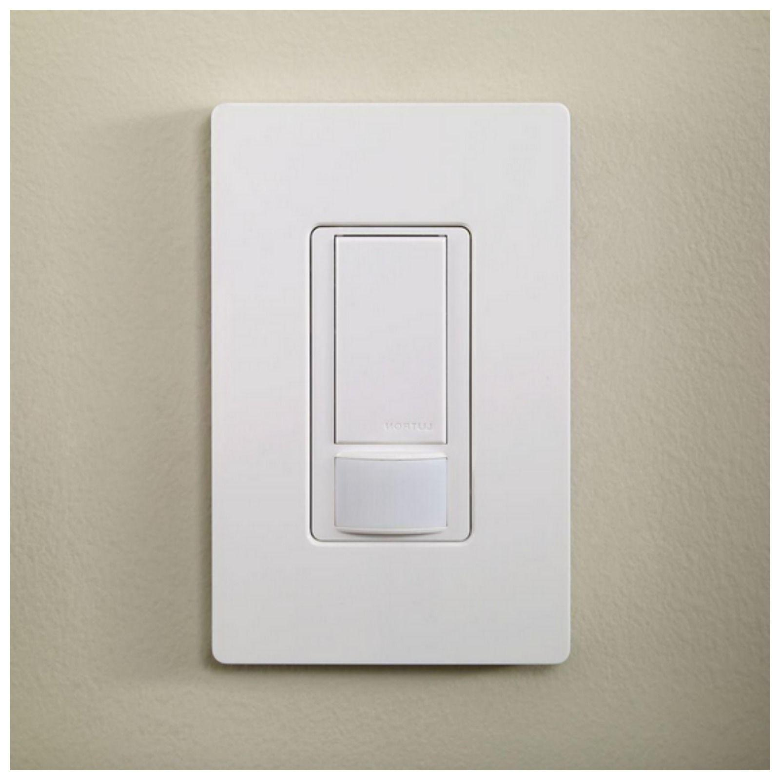 Lutron Occupancy Sensor Detector Switch
