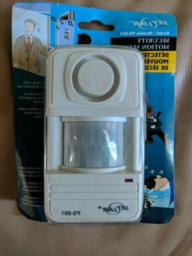 ps 001 security motion sensor