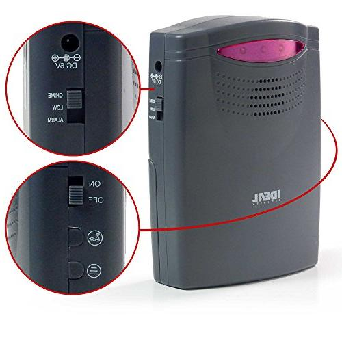 Ideal Security QH Wireless Package & Sensor 1 Grey