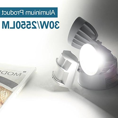 Amico LED Light Motion Motion Light, Waterproof Lights