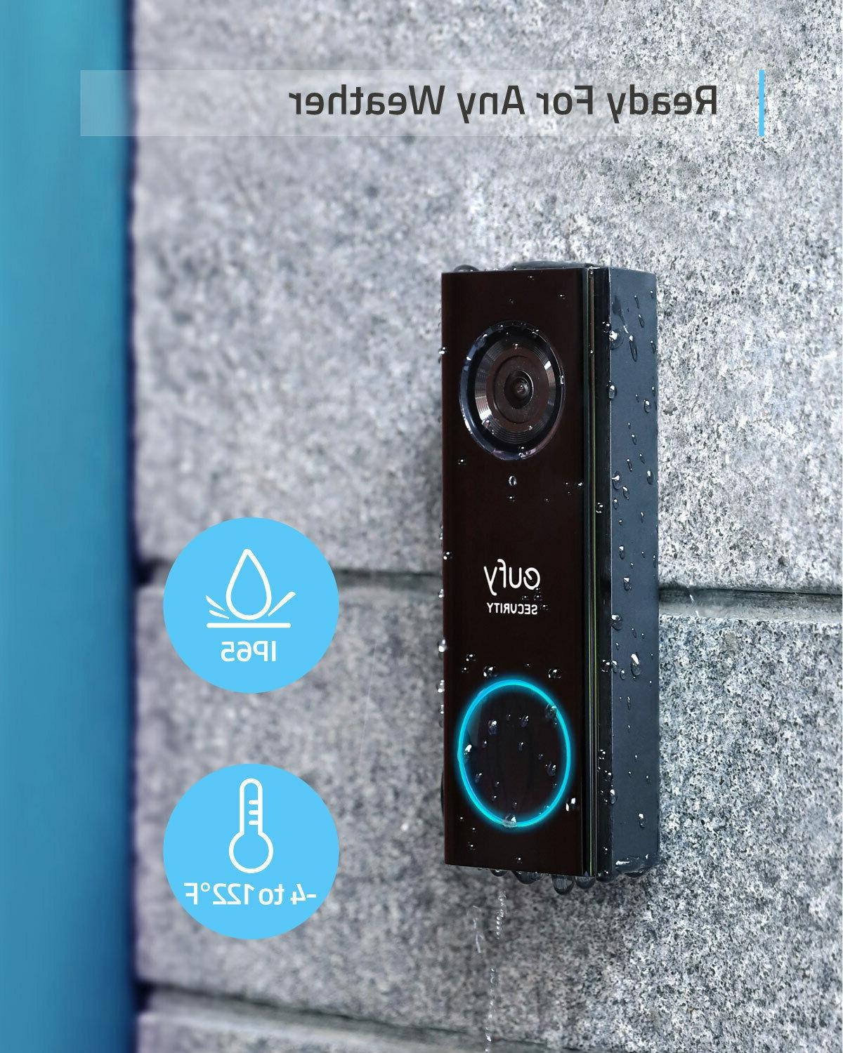 Doorbell 2K Real-Time Response
