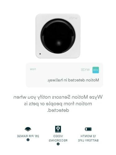 Wyze Incredibly contact kit for your