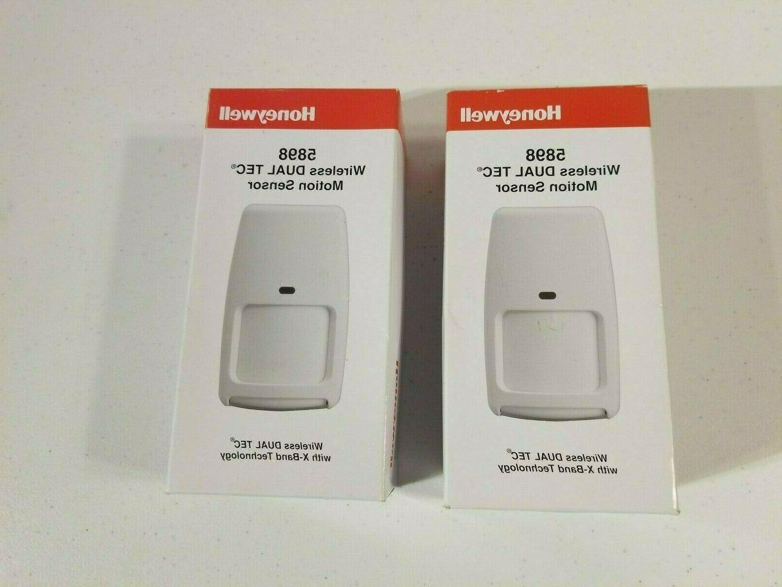 set of 2 new sealed 5898 wireless