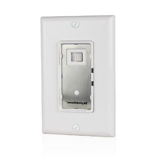 SkylinkHome WR-001 Dimmable Wall Switch Lighting Control In-