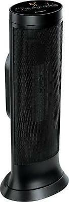 Honeywell Slim Ceramic Tower Heater, Black