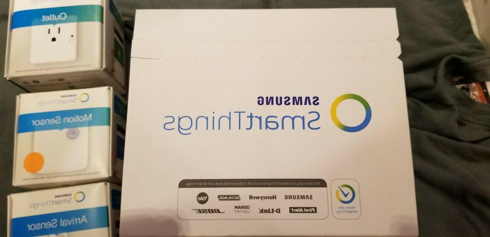 Samsung Things Monitoring Kit, Outlet, Arrival NIB