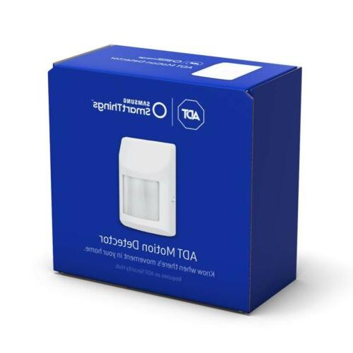 smartthings adt motion detector new in box